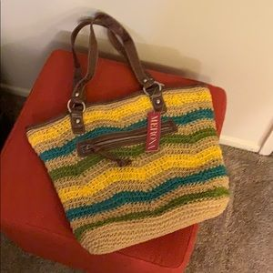 New tote bag. Great for beach, park or picnic
